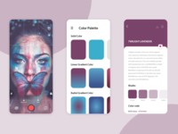 Color Palette and Picker App