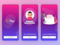 #01 Google Pay Redesign