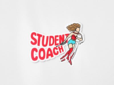 Stickers colours line work coaching female designer women in illustration designer logo logo design stickers designer design freelance animation web icon typography ux ui branding logo illustration