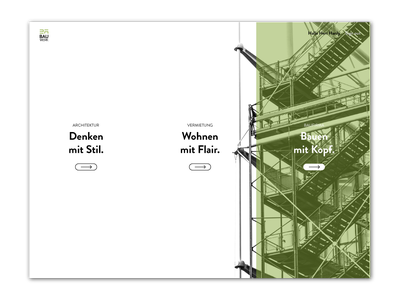 2A Bauart Concept Work frontend frontend design webdevelopment webdeveloper colour scheme minimalistic css animation css javascript index page webdesign webdesigner web freelance designer freelance designer design berlin freelance berlin