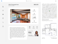 UI for House Hunting