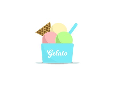 Gelato icon gelato
