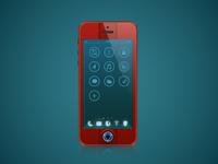 Iron phone