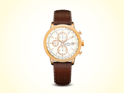 Watch illustration vector watch