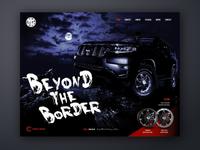 MG Wheels - Brand site
