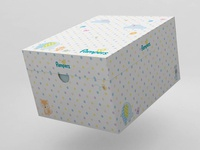 P&G Japan - Pampers gift box