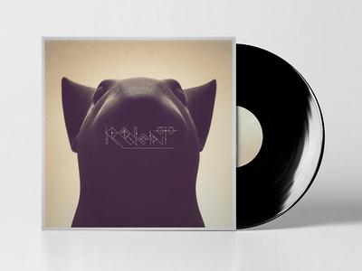 Rodent album cover vinyl fake band