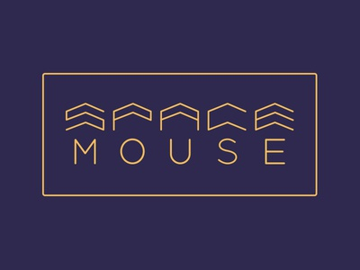 Space Mouse by Ali Sooudi via dribbble
