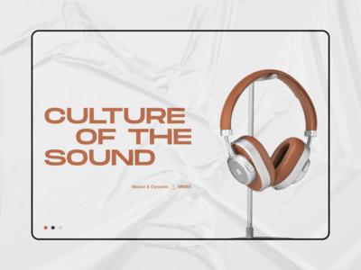 SoundSpace. Promo Banner