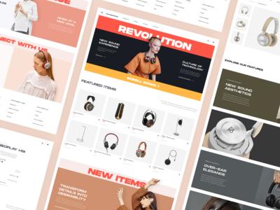 SoundSpace. Hi-End Audio Store