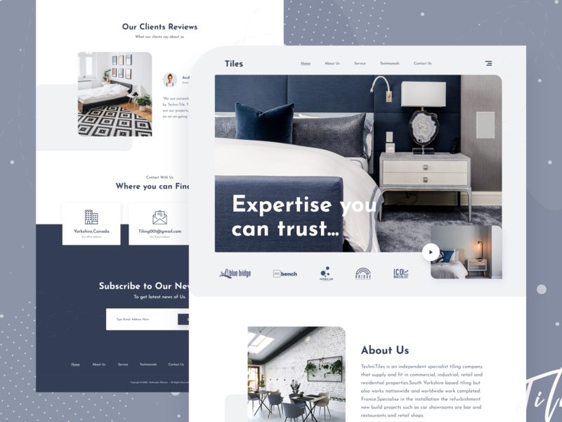 Tiles Homepage Exploration minimalist typography dribbble best shot shopify product tiles color minimal dribbbble psd template psd design uiux designer ui  ux design web design template landingpagedesign homepage website design landing page webpagedesign