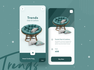 E-commerce Mobile App : Online Store shop furniture app furniture combo pack images typography minimalist uidesign shopify product online store online shopping 2020 trends dribbble best shot ios app design application mobile app design mobile ui mobile app