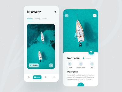 Travel Service : Mobile App ✈ travel app design travel app ui travel app traveling travel agency tourism travel app design mobile ui mobile app creativity 2021 trend popular shot dribbbble ui ux dribbble best shot creative minimal uiux designer ui  ux design