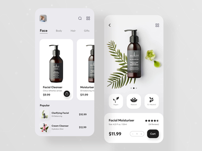 Beauty Product App Design.png