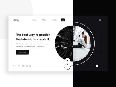 Trend : Header Design