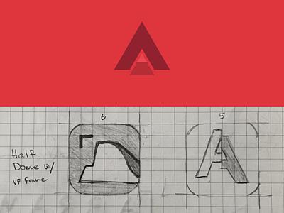 ANSL photography icon app ui