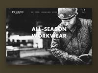 Filson Homepage