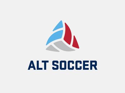 Alt Soccer Logo