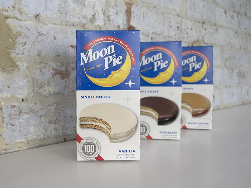 Centennial MoonPie Packaging chattanooga centennial moonpie packaging
