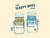 The Sleepy Boys Lawn Chairs