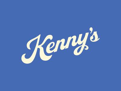 Kenny's Logo Study
