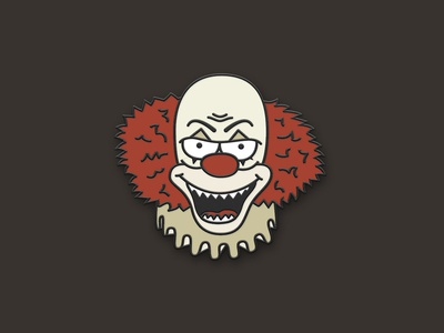 Pennywise x Simpsons