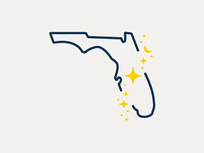 Orlando illustration icon graphic design graphic artist flat conference logo conference design concept branding brand identity ai adobe illustrator