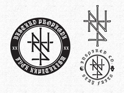 Visual logo Identity insprd