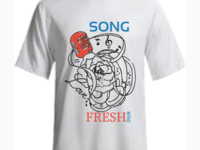 Song T-shirt Design