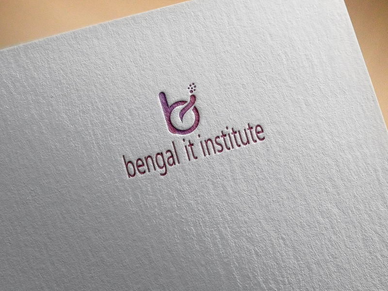 it institute logo business logo weblogo mascotlogo letterlogo retrologo minimal logo 3d logodesign logo