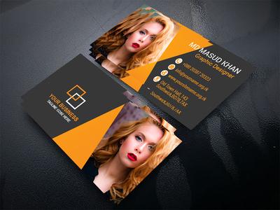 Photograpy Business Card Design