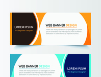 web banner ads design