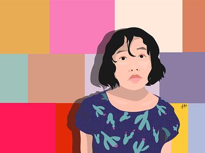 Vector Art Portrait portrait vectorart