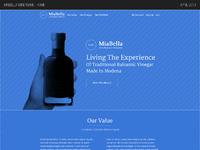 Miabella blueprint wireframe zout