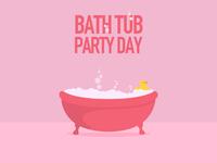 Bathtubparty dribbble