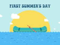 Summerday 1