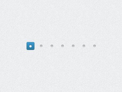 Pagination Study pagination blue