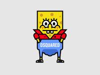 Spongebob Dsquaredpants