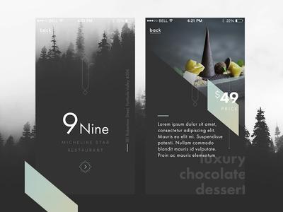 9nine – app template