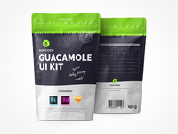 Guacamole UI Kit Packaging
