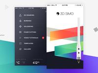 3Dsimo app
