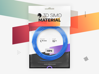 3Dsimo – filament packaging