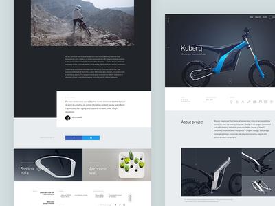Stedina website 3 (casestudy) web ux ui typography studio product design portfolio industrial design grid design case study