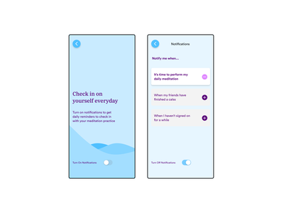 049 clean ui simple clean product design dailyui design ux fun blue typography minimal ui