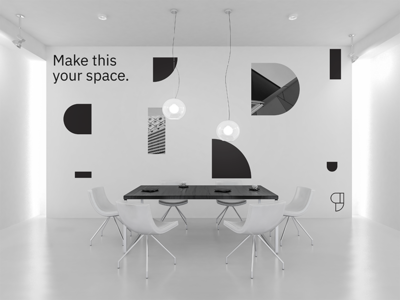 Gasp Design gasp office wall concept by zachary richard hill dribbble