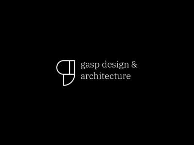 Gasp Design gasp logo lockup by zachary richard hill dribbble
