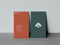 Athans Business Cards