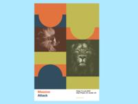 Gig Poster - Massive Attack