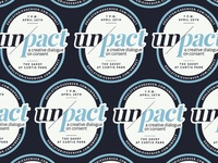 Un/Pact - Stickers