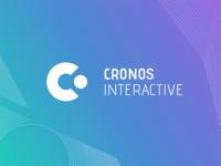 Cronos Interactive - branding